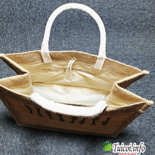 Túi cói cá cơm